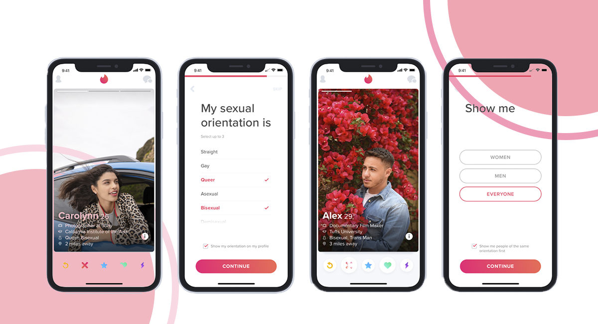 How Dating Apps Like Tinder Work
