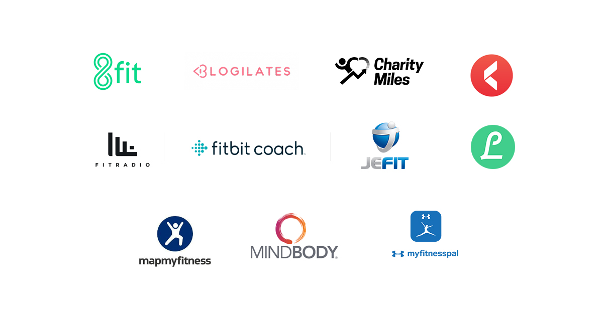 fitness apps available in market